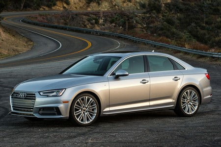 Audi A4 Manual
