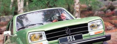 Peugeot 504 break 4x4, Peugeot 205 GTi16 4x4 y otros Dangel que quizá no conocías