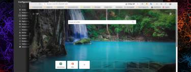 Edge es compatible con los temas de Chrome: estos son los pasos necesarios para personalizar el aspecto de tu navegador