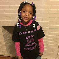 La preciosa historia de una niña de seis años que prefirió donar comida a los pobres que tener una fiesta de cumpleaños