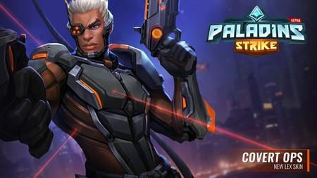 Esta promo de Paladins Strike usa una imagen de Overwatch... y Hi-Rez Studios responde