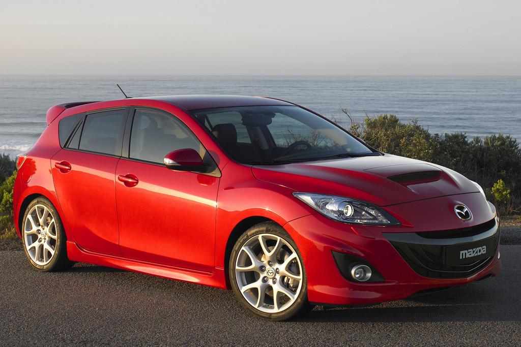 Foto de Mazda3 MPS, anticipo de imágenes (10/14)
