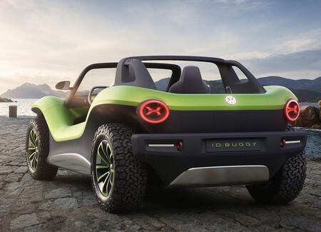 Volkswagen Id Buggy Concept 2019 1600 07