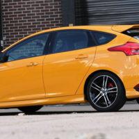 Ford Performance mejora el Focus ST hasta los 275 CV