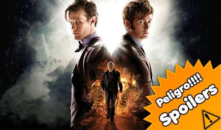 Aniversario 'Doctor Who': 'The Day of the Doctor'