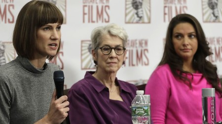 Las mujeres que acusaron a Donald Trump de acoso sexual piden que se le investigue
