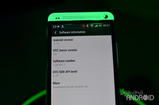 Foto de HTC One (12/21)