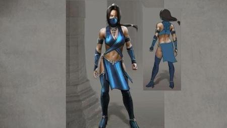 Las féminas de Mortal Kombat por fin tendrán proporciones anatómicas reales