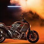 666 unidades de la Ducati Diavel Diesel, la moto del demonio encerrado en Borgo Panigale