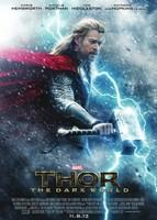 'Thor: El mundo oscuro', cartel