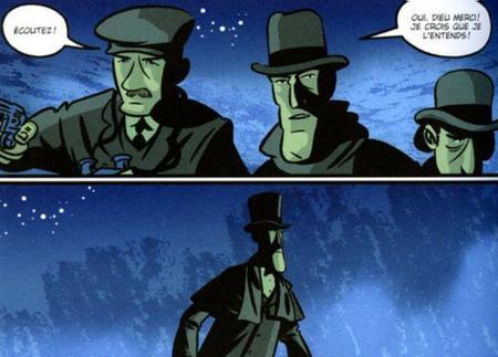 'El perro de los Baskerville', adaptación al cómic de Edginton y Culbard