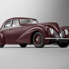 Foto 4 de 14 de la galería bentley-corniche-de-1939-por-mulliner en Motorpasión