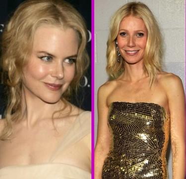 Nicole Kidman será el marido de Gwyneth Paltrow