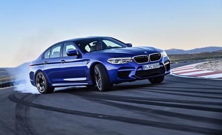 Video: El nuevo BMW M5 rompe su récord de vuelta en el Nürburgring