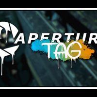 Aperture Tag nos permite jugar a Portal 2 sin necesidad de pistola de portales