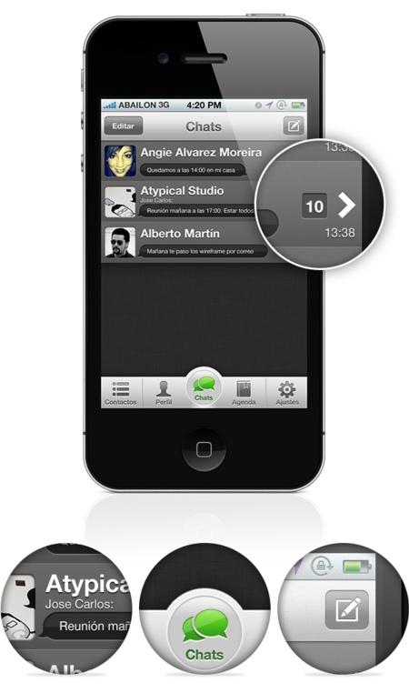 Nuevo Whats App Chats