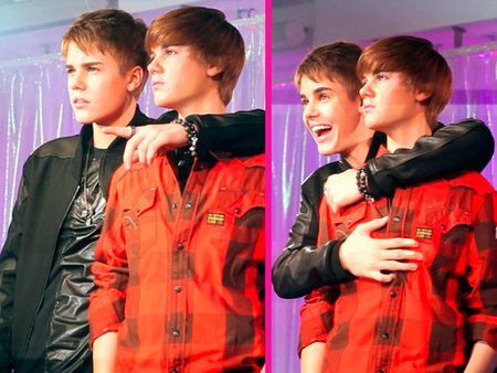 Si os pensábais que las figuras de cera daban miedo, es que no habíais visto la de Justin Bieber