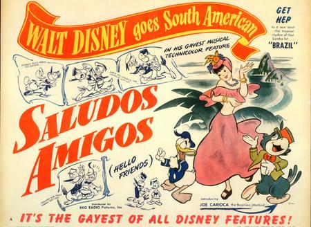 Disney: 'Saludos amigos', de VVDD