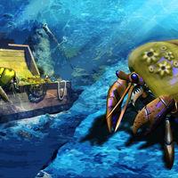 Bajo el mar, bajo el mar… Estos son algunos de los fantásticos sets con temática acuática, que podremos ver en los tesoros de TI7
