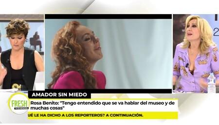 Rosa Benito Ya Es Mediodia