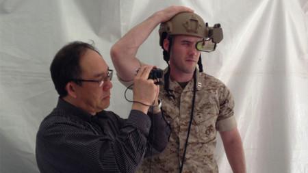 DARPA ya ensaya con su nueva tecnología de realidad aumentada para soldados