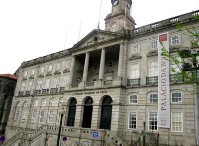Descubriendo Oporto: el Palácio da Bolsa