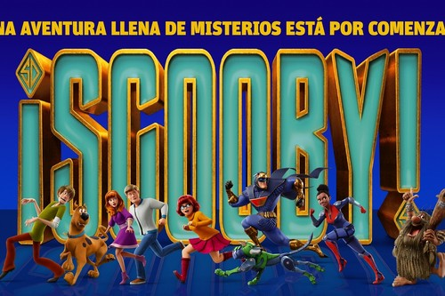 '¡Scooby!': un discreto intento de iniciar un universo cinematográfico con los míticos personajes de Hanna-Barbera