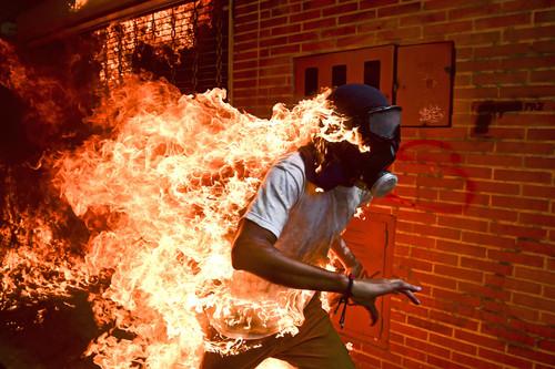 Estos son los ganadores del concurso World Press Photo 2018 y la mejor foto periodística del año