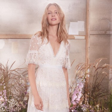 Estos 21 vestidos de novia de Asos son perfectos para tener una boda low cost
