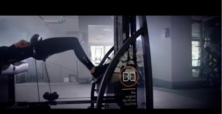 Booty Builder, la máquina para ejecutar el hip thrust