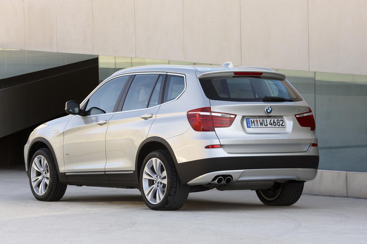 Foto de BMW X3 2011 (90/128)