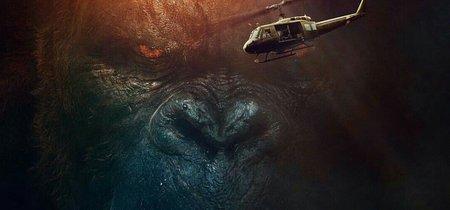 'Kong: La Isla Calavera', el pasado televisivo de sus protagonistas
