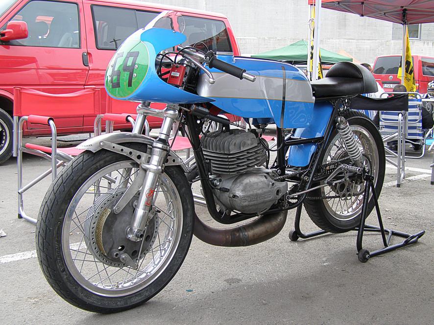Circuito Urbano La Bañeza : Foto de motos clásicas en cullera la crónica unas