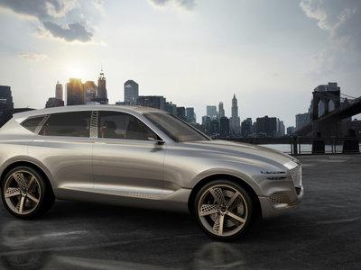 Genesis GV80 Concept, el primer SUV de la marca está cada vez más cerca