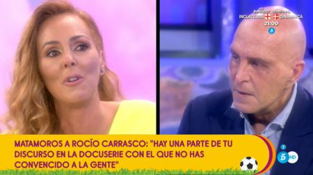 Rocio Carrasco Y Kiko Matamoros En Salvame 1