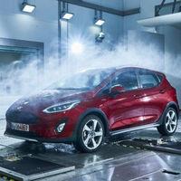 En la Weather Factory de Ford hay vientos de hasta 250 km/h, 55ºC y un 95% de humedad para poner a prueba sus coches