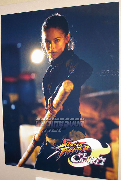 Foto de 'Street Fighter: The Legend of Chun-Li', imágenes nuevas (7/7)