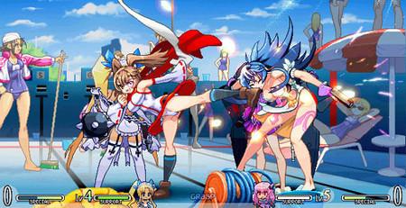 'Vanguard Princess', juego de lucha con lolitas y gratis