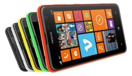 Nokia Lumia 625, toda la información