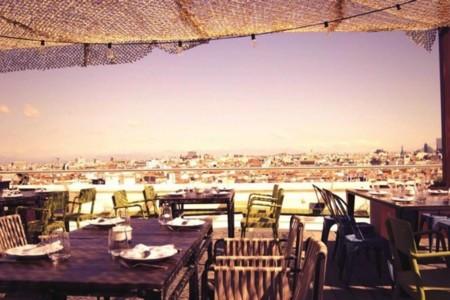 Tartan Roof nos acerca al cielo de Madrid desde la azotea del Círculo de Bellas Artes