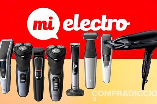 Ofertas en cuidado personal Philips en MiElectro: los mejores precios en afeitadoras, recortadoras, barberos o secadores de pelo