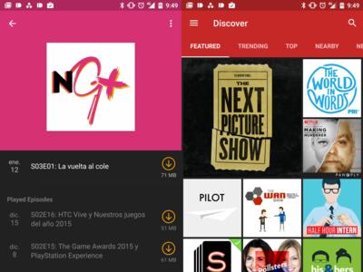 Pocket Casts se actualiza para volver a ser la mejor aplicación para escuchar podcasts