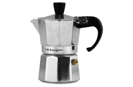 Cafetera Italiana De Aluminio Orbegozo Kf 600