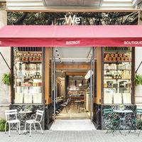 Conservación y recuperación son las claves del estilo de We Bistrot en Barcelona