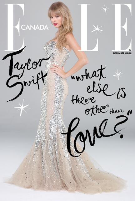 Taylor Swift es la eterna (Barbie) princesa de fiesta en Elle