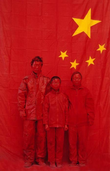 Foto de Hiding in the City: el hombre invisible. Liu Bolin (17/50)
