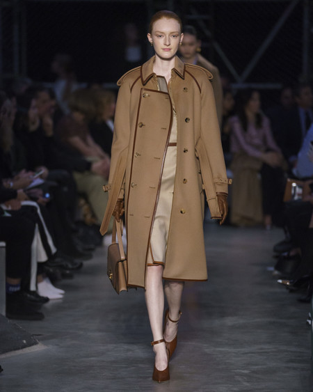 Burberry Autumn Winter 2019 Collection Look 54