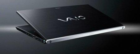 Sony Vaio Z se une al club de los superdelgados
