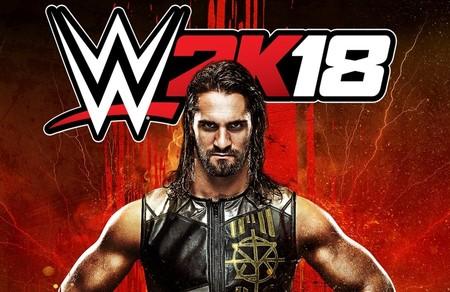 WWE 2K18  llegará el 17 de octubre, tendrá a Seth Rollins en la portada y ya puedes ver su primer tráiler