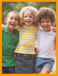 Nuestros niños valoran y respetan la amistad